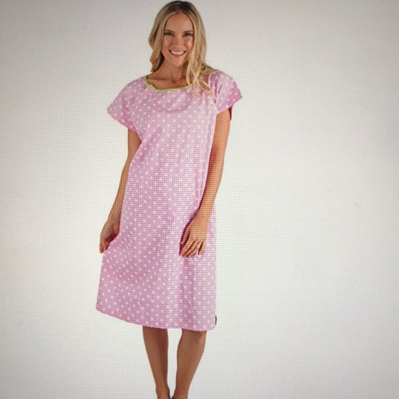 gownies Intimates & Sleepwear | Designer Hospital Patient Gown ...